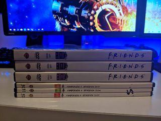 Temporada 4 de Friends