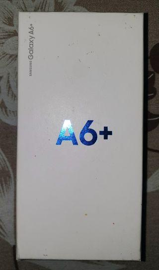 Caja Samsung A6 Plus