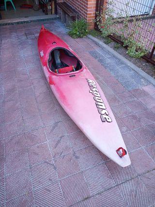 Piragua/Kayak Dagger aguas bravas