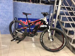 Bicicleta electrica scott
