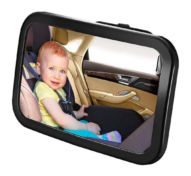 Espejo bebé vigilancia automóvil