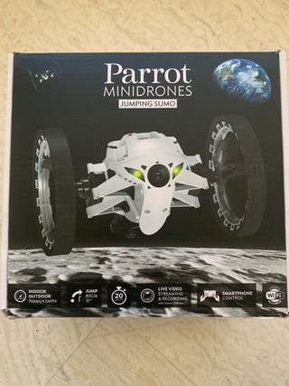 Mini drone parrot (jumping sumo)