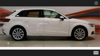 Audi A3 sportback 2018 TFSI 150CV manual