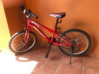 Bicicleta de montaña Megamo Open Junior