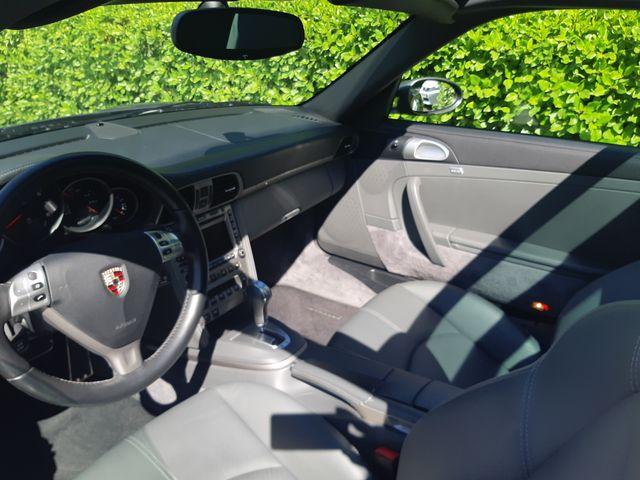 Porsche 997 Carrera Targa 4