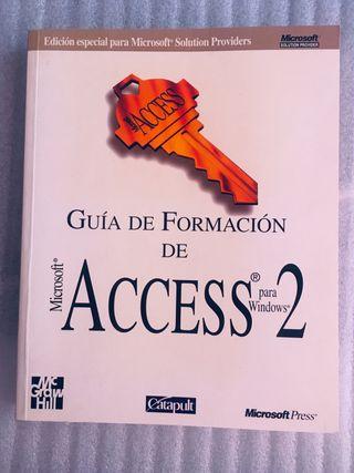 Guía de Formación de ACCESS 2 para Windows 2