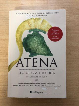 Libro ATENA filosofia