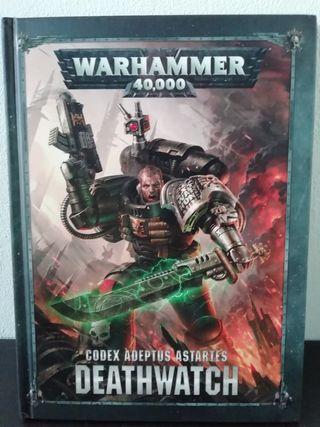 codex deathwatch Warhammer 40k
