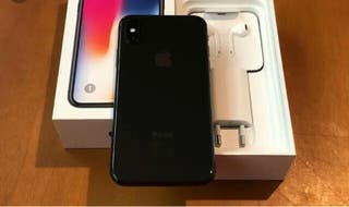 Iphone x 256 gb en perfecto estado