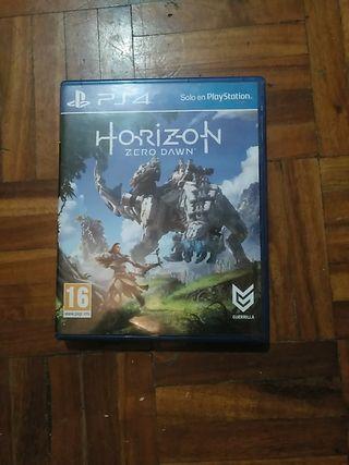 Juego HORIZON (PS4)