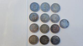 04b4f6016cf9 Monedas de plata arras de colección en WALLAPOP