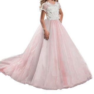 0d1b0044a Vestido de fiesta niña de segunda mano en Madrid en WALLAPOP