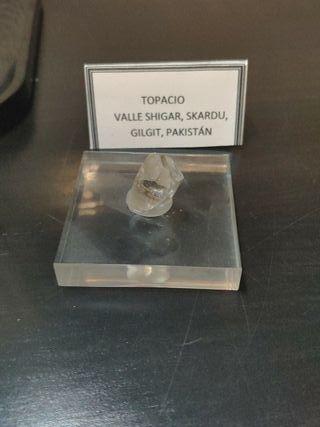 Piedra preciosa Topacio