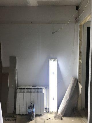 Plafon industrial luminoso