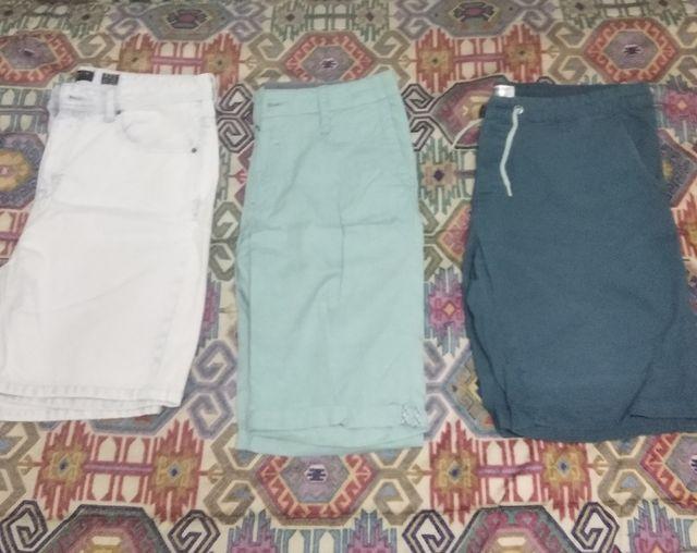 pantalones cortos urge