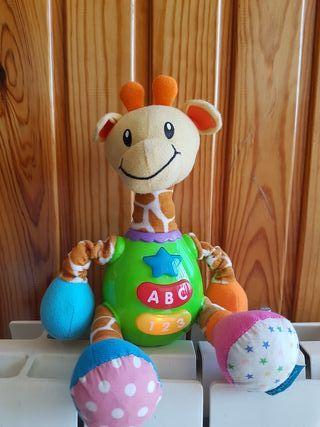 Jirafa para bebés WinFun