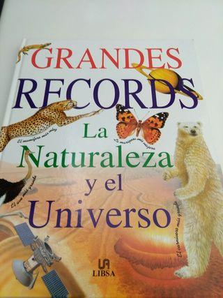 Grandes récords de la naturaleza y el universo