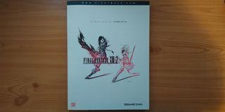 Guía Videojuego Final Fantasy XIII-2