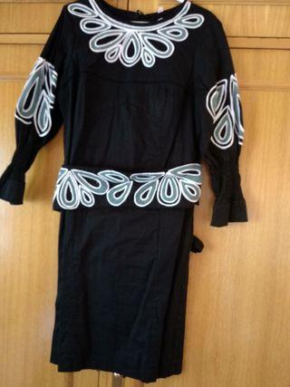 Vestido Almatrichi, talla 40