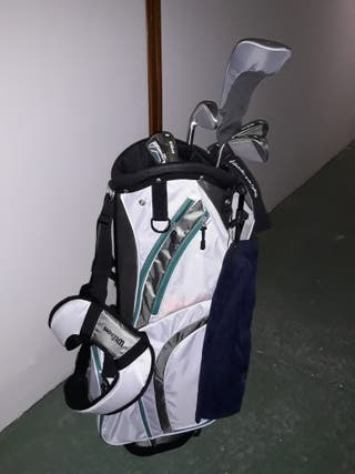 palos golf mujer wilson