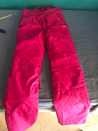 Pantalones de esquiar Decathlon