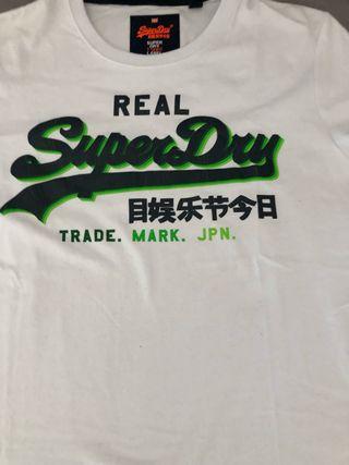 Camiseta Super Dry