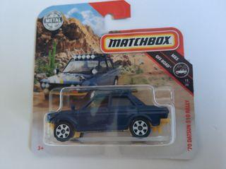matchbox 50 datsun 510 rally