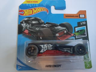 Hot wheels hw 50 concept