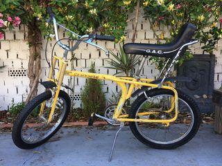 Bicicleta CROSSETA GAC