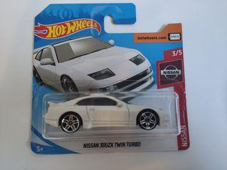 Hot wheels Nissan 300 zx twin turbo