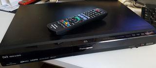 Reproductor y Grabador HD Panasonic