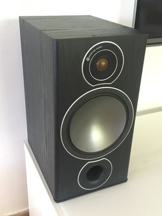 Altavoces monitor audio Bronze 2