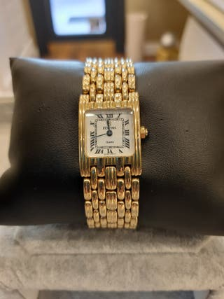 1f846f17f2c7 Reloj de oro de segunda mano en Bilbao en WALLAPOP