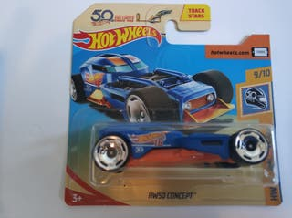 Hot wheels hw concept