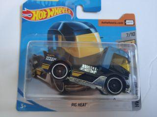 Hot wheels Rif heat