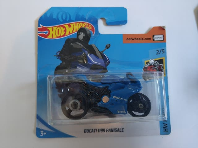 Hot wheels Ducati 1199 panigali