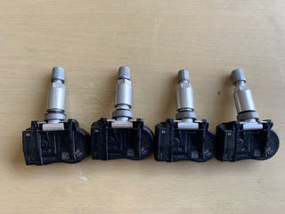 4 sensores de presión original Bmw 6855539
