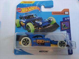 Hot wheels aristo rap