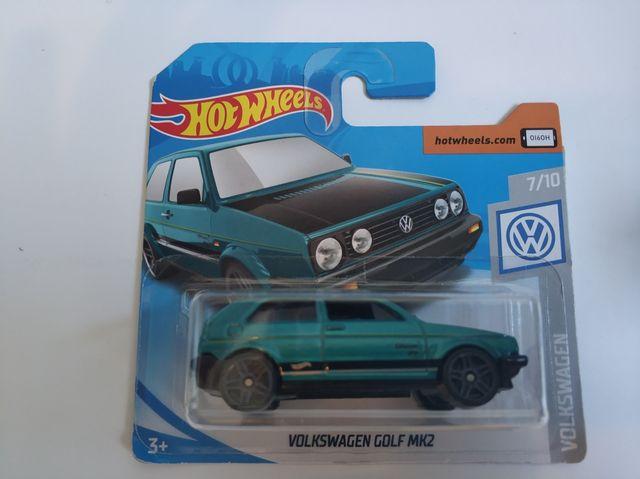 Hot wheels Volkswagen mk2