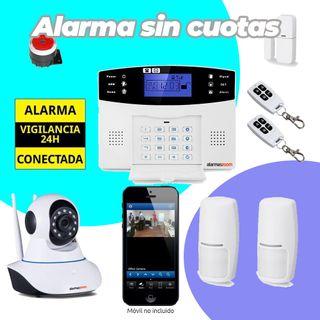Kit Alarma Hogar AZ017 GSM Camara de vigilancia in