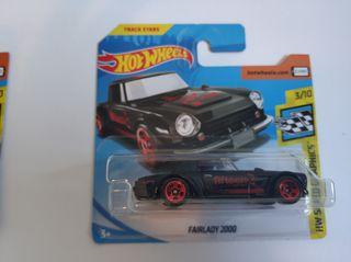 Hot wheels fairlady 2000