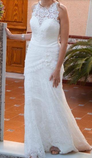 Novia De Murcia En Talla Wallapop 40 Mano Vestido Segunda ohCrBQdtxs