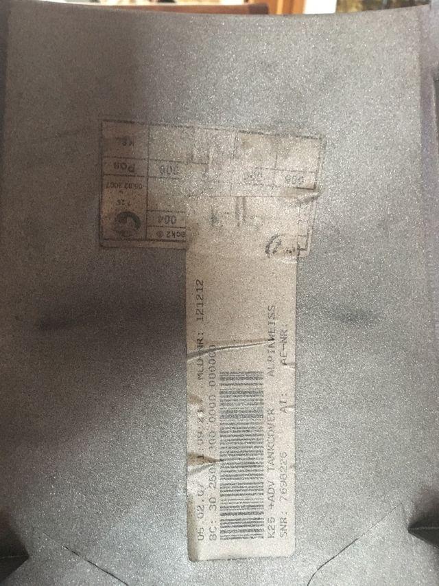 Tapa de depósito de BMW R 1200 GS del 2004 al 2007