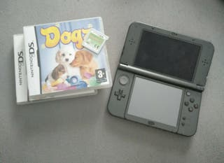 """Nintendo """"New"""" 3DS XL + 3 juegos"""