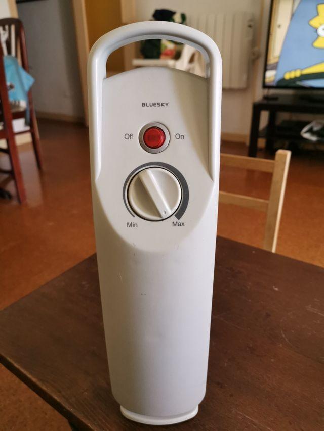 Radiador mini de aceite