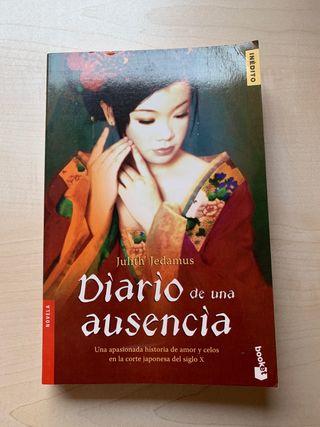 """Libro """"Diario de una ausencia"""""""