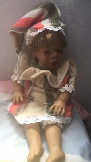 Muñeca de collecion
