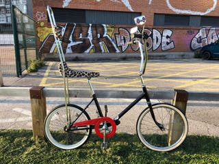 Bicicleta bh '70 paseo plegable