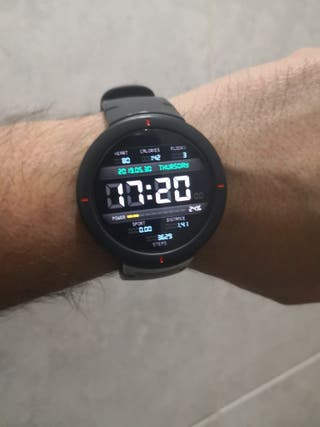 Smartwatch Amazfit Verge Negro