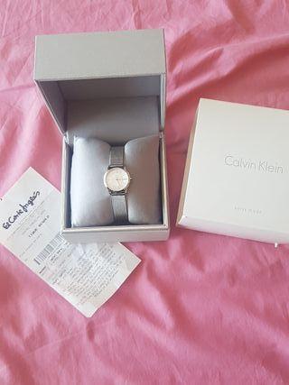 edc77bd7f317 Reloj Calvin Klein de segunda mano en WALLAPOP